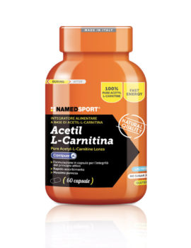 ACETYL L-CARNITINE 60 CPR