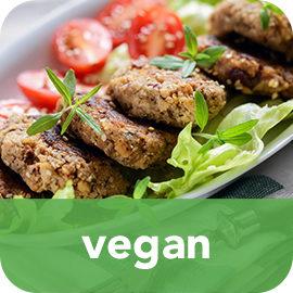 Prodotti Vegani e senza Glutine