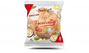 Feelingok Focaccella start 80g