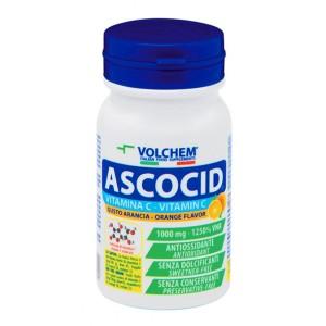 La vitamina C o acido L-ascorbico